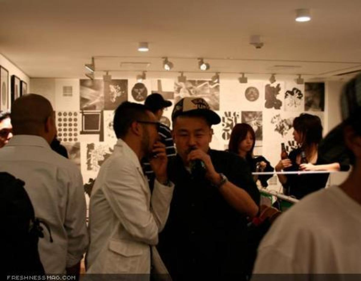 Reed Space Tokyo - Opening Party - 16