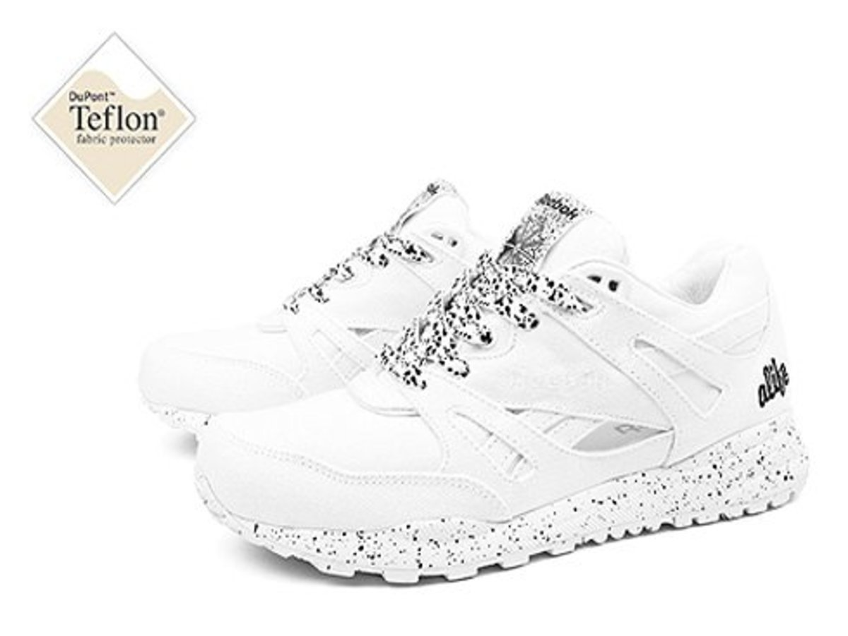 ALIFE x Reebok - Women's Designed in NYC Series 1 - Ventilator White