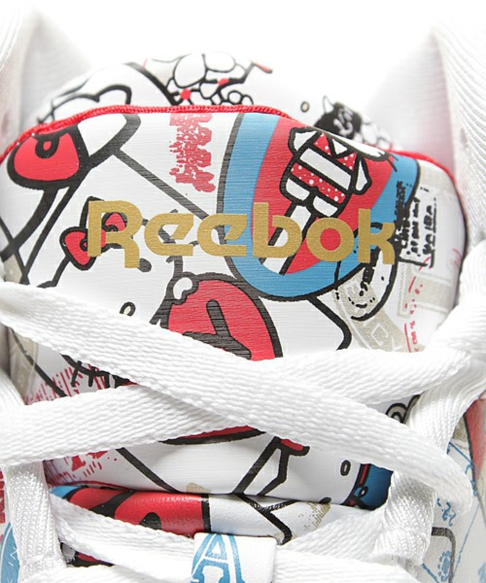 Hello Kitty x Reebok PT-20 INT 14