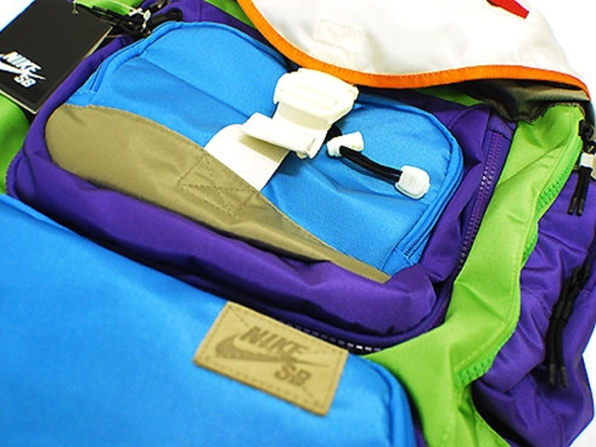 Nike SB - Eugene Back Pack - Buzz Lightyear Colorway