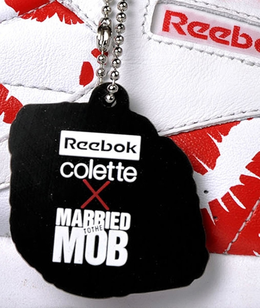 Reebok x Married to the Mob x Colette - Reebok Freestyle