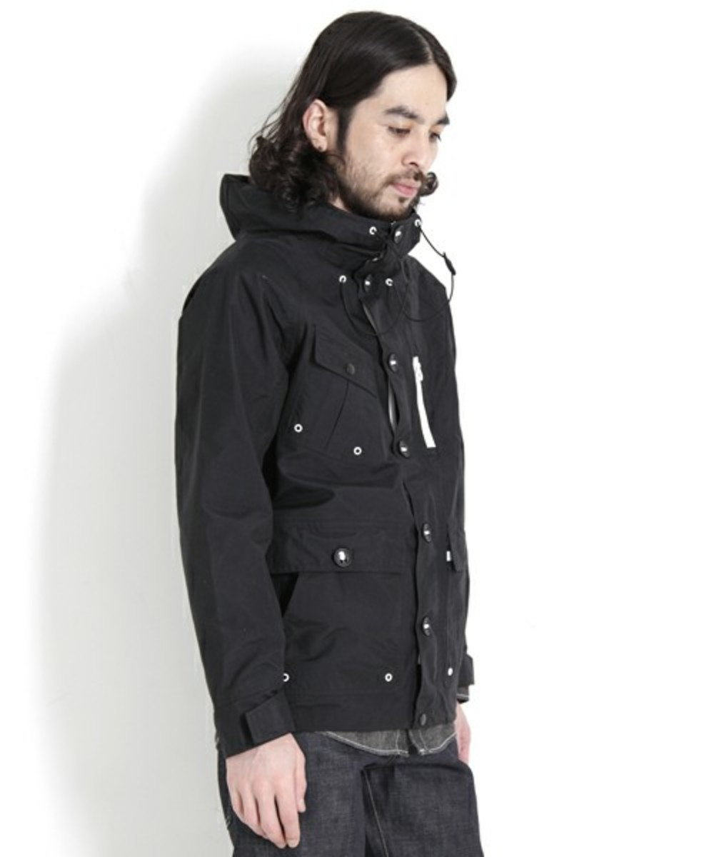 Nylon Field Mountain Parka 2