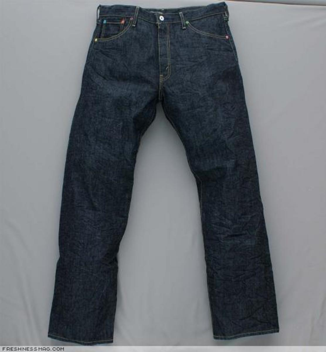SWAGGER x Levi's 503 - 3