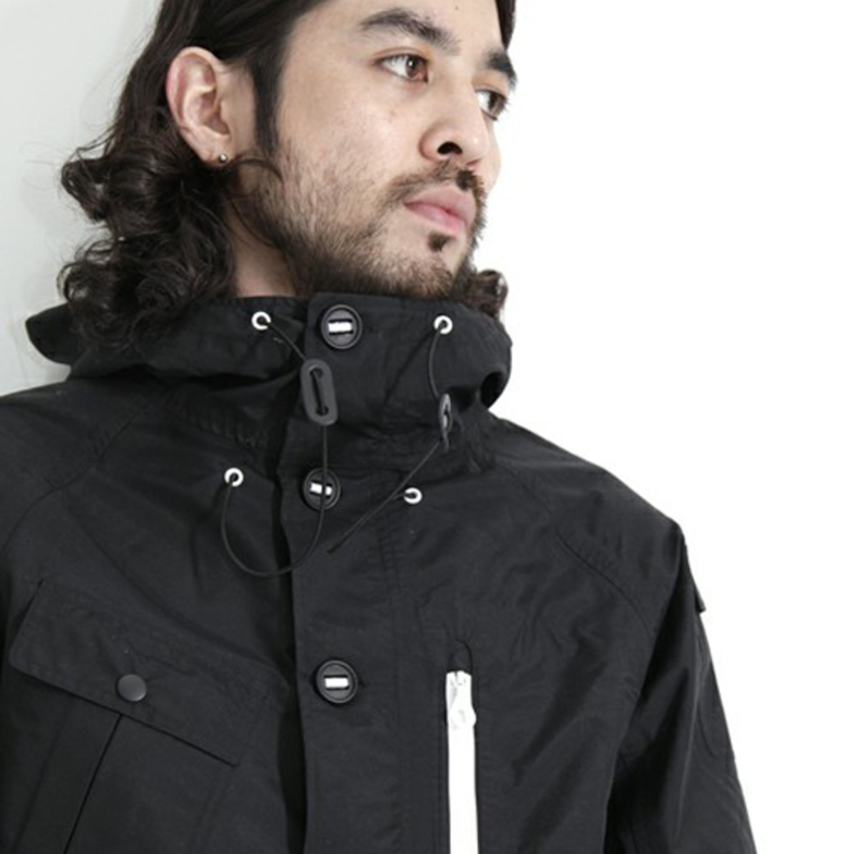 Nylon Field Mountain Parka 1