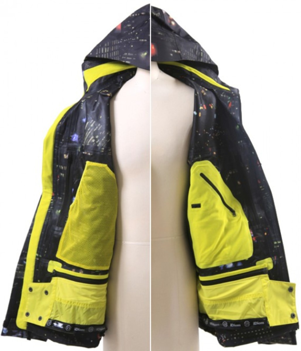 3L Jacket Light Pattern 2