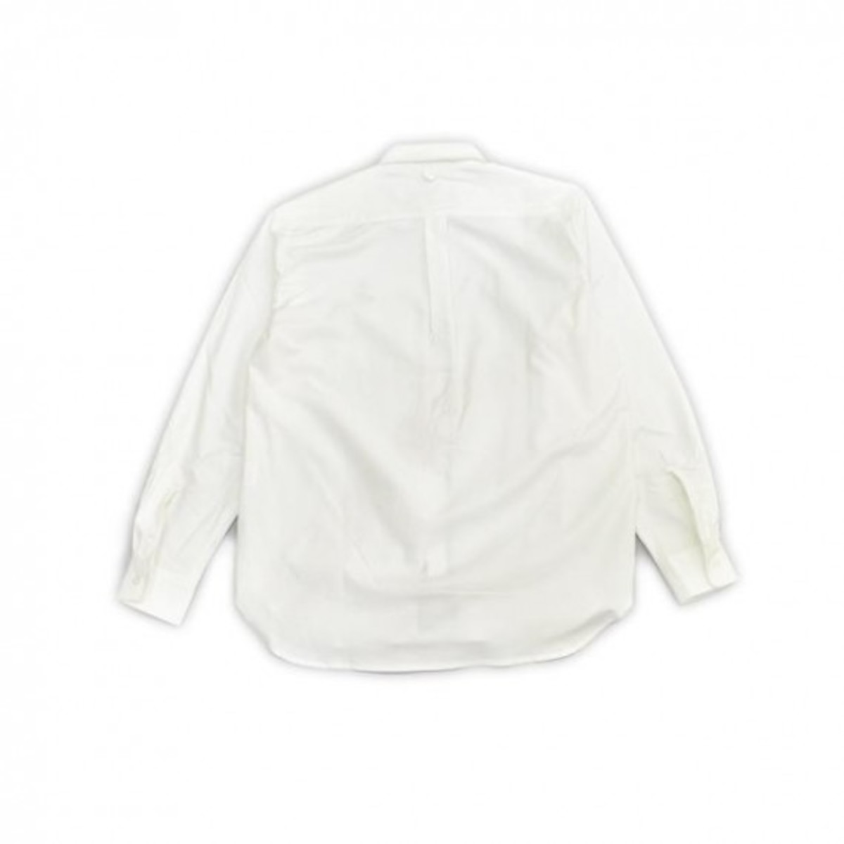 Basic Ox Shirt White 2