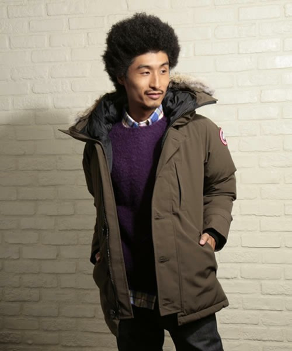 Chateau Parka Khaki Brown