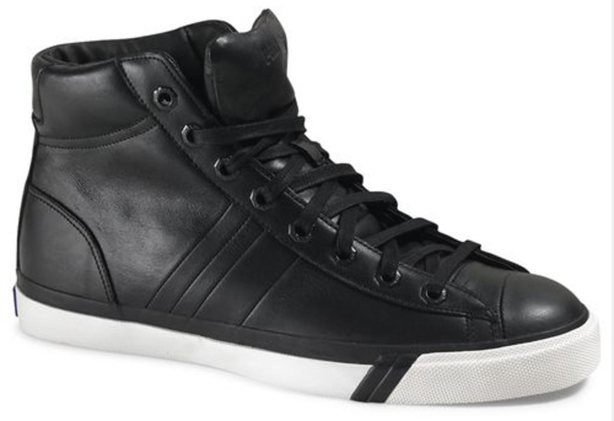 Royal Plus High Leather 2