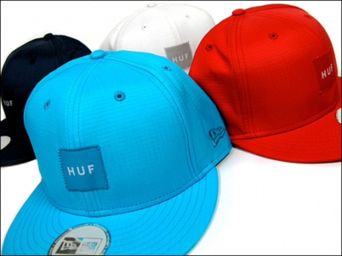 HUF - Summer 08 Hats - 1