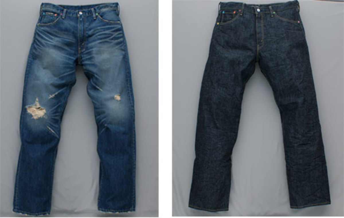 SWAGGER x Levi's 503 - 0