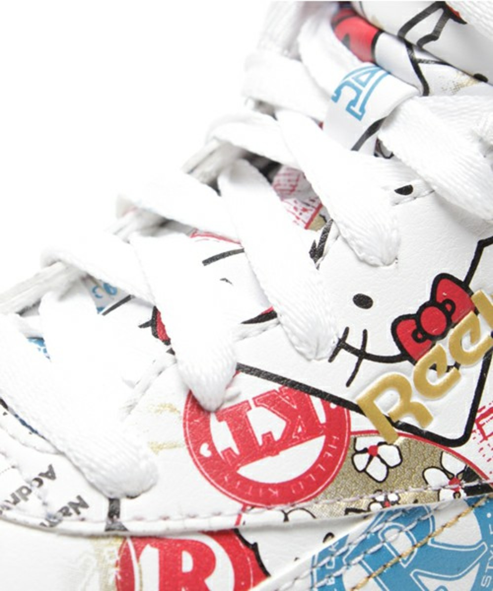Hello Kitty x Reebok PT-20 INT 13