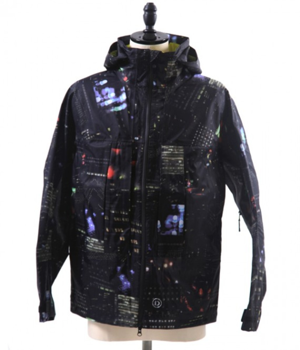 3L Jacket Light Pattern