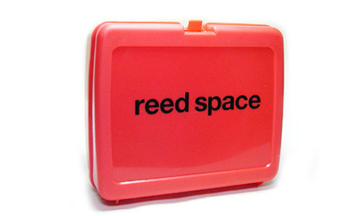 Reed Space Tokyo - Lunch Box - 0