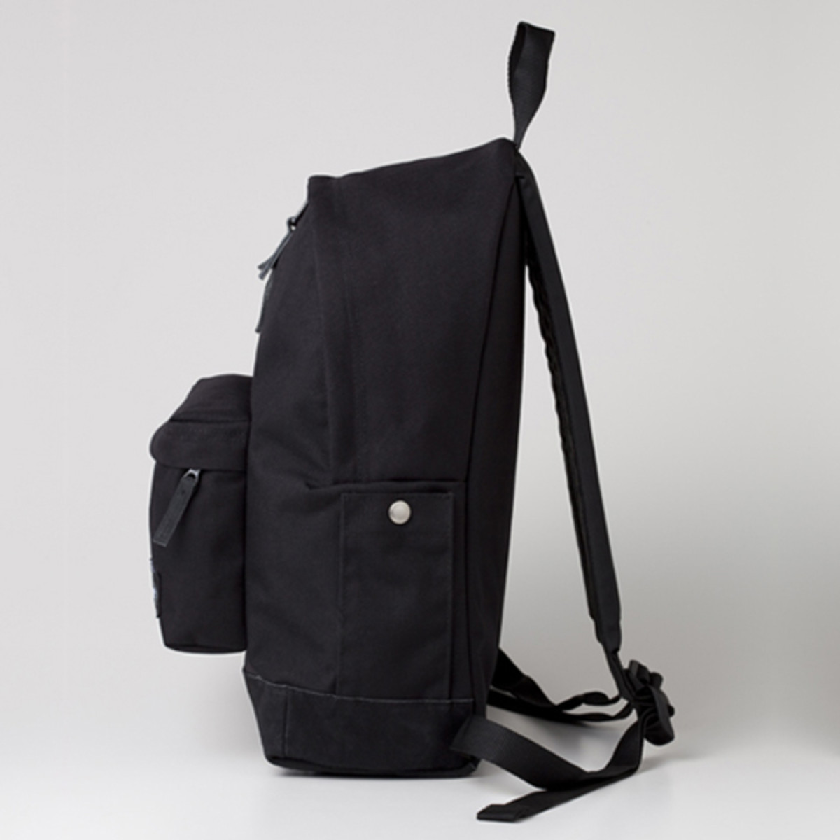 Authentic Woodstock Backpack Black 2