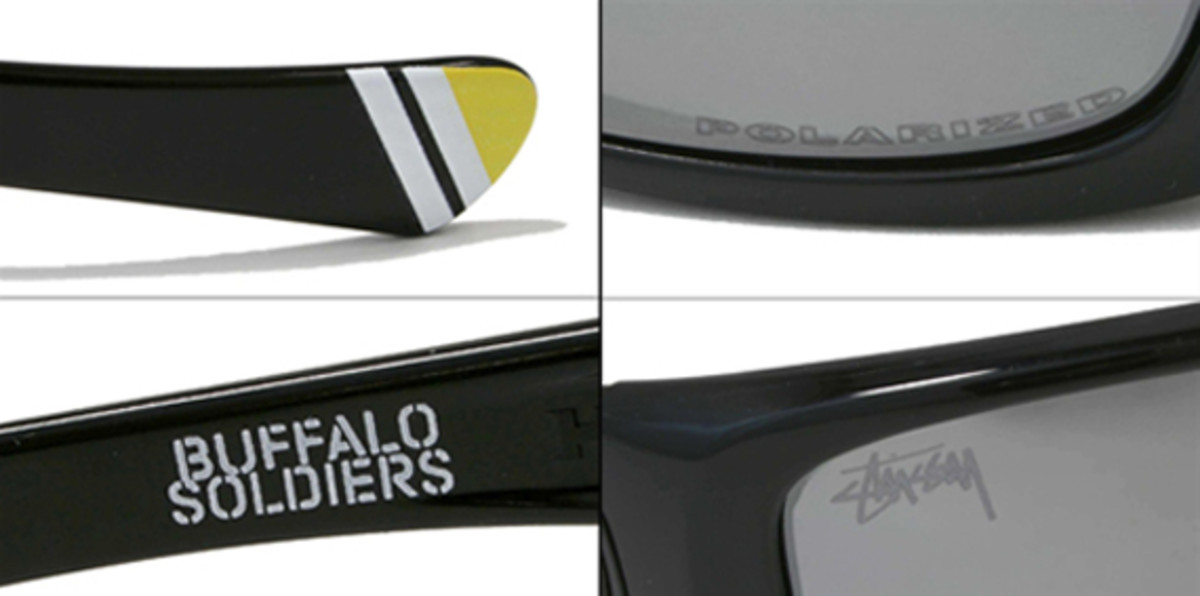698f6293738 Stussy have decided to team up with Oakley and S.O. Tech for a capsule  collection for the Holiday 2010 season titled Buffalo Soldiers.