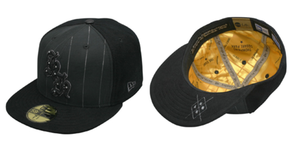 ZOO YORK x New Era - Harold Hunter 59Fifty - 0