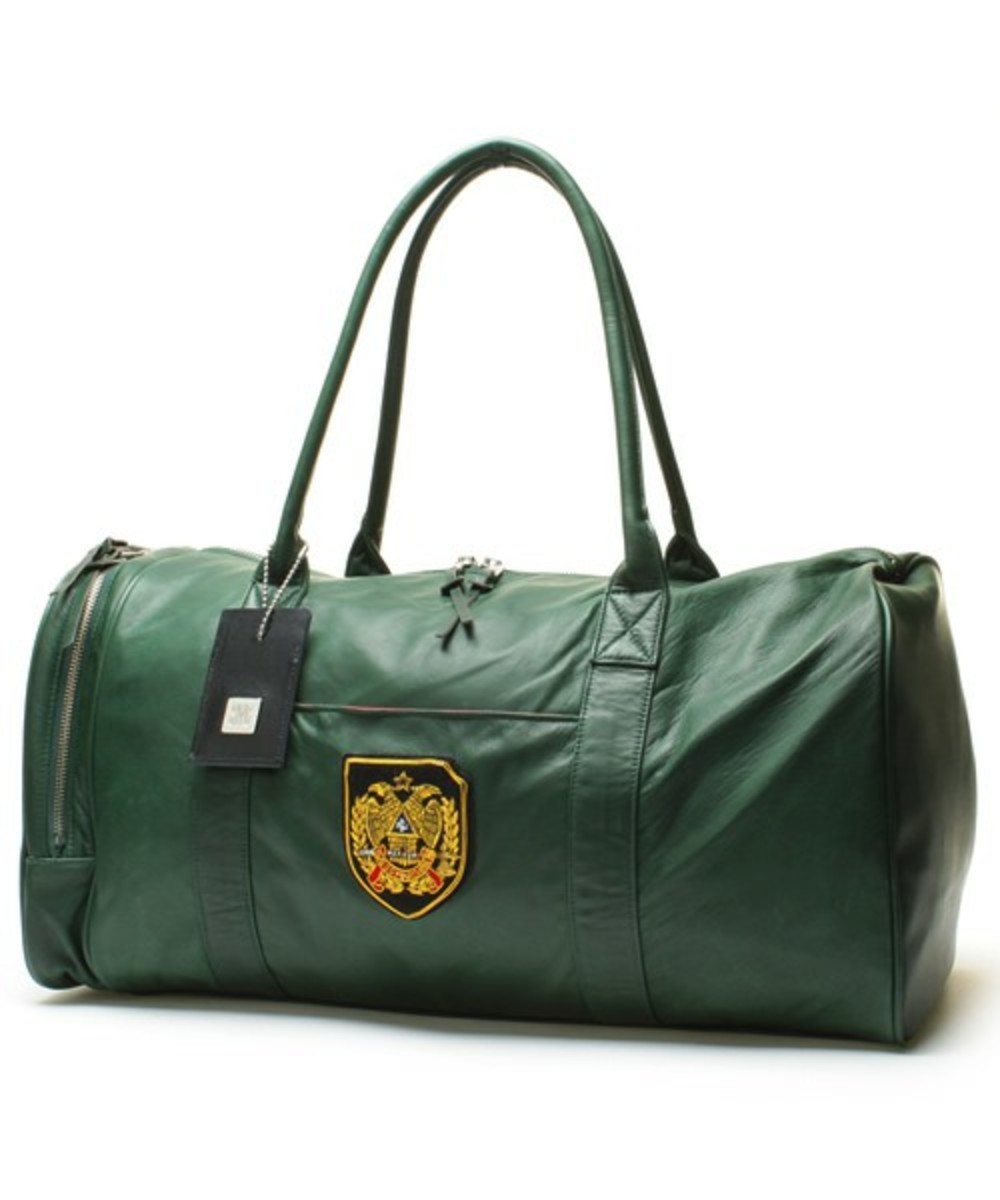 Training Boston Bag Green