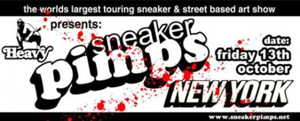 Event Reminder - Sneaker Pimps NYC - Oct. 13th - 0
