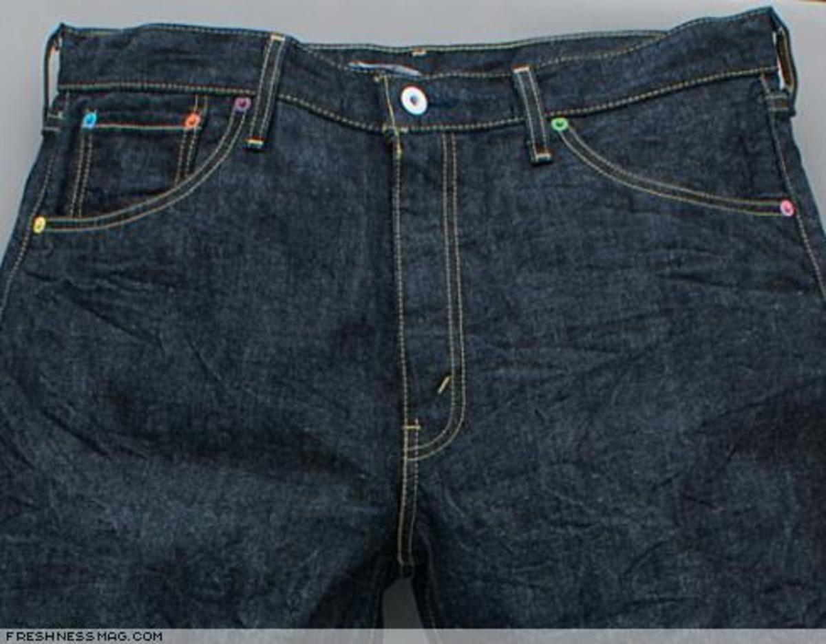 SWAGGER x Levi's 503 - 4