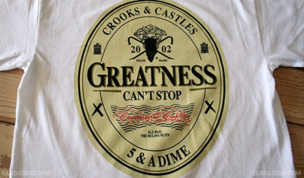Crooks & Castles x 5 & A Dime - The Greatness - 2
