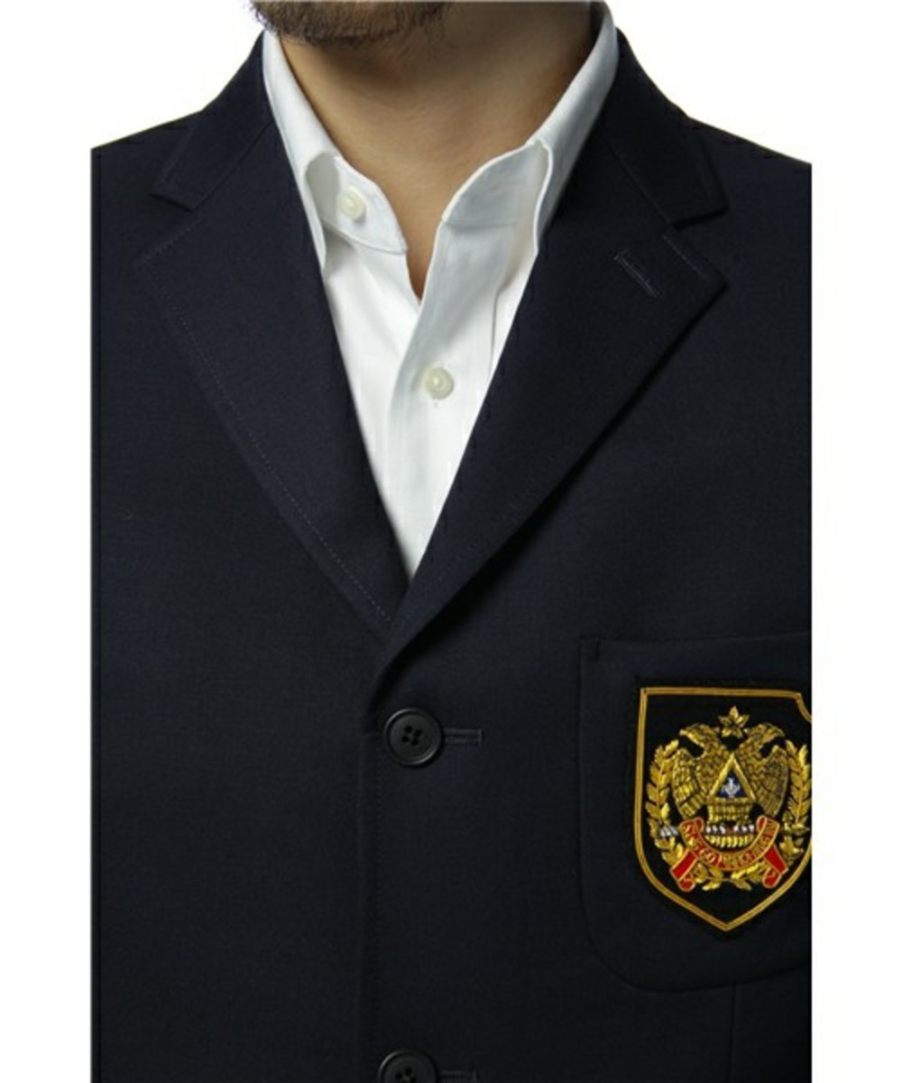 School Jacket Navy 5