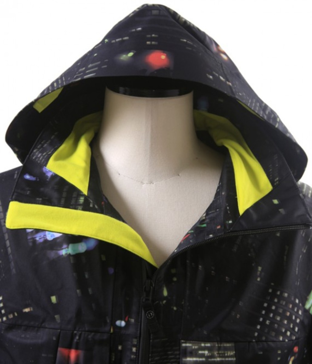 3L Jacket Light Pattern 3