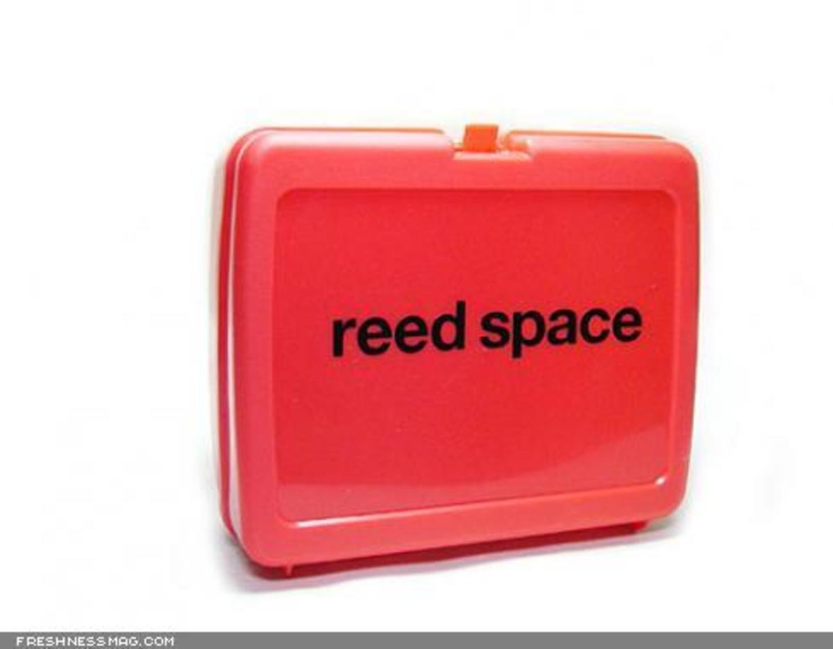 Reed Space Tokyo - Lunch Box - 1