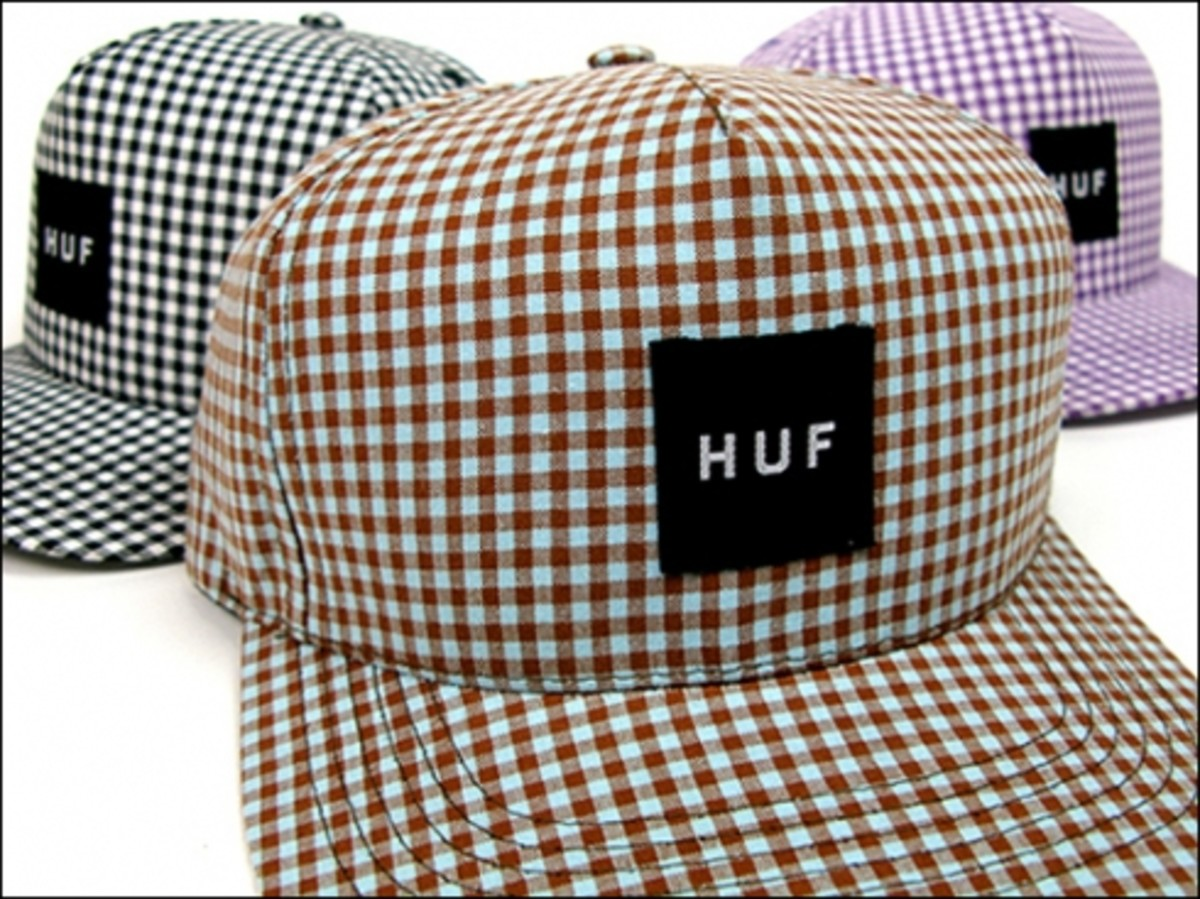 HUF - Summer 08 Hats - 3