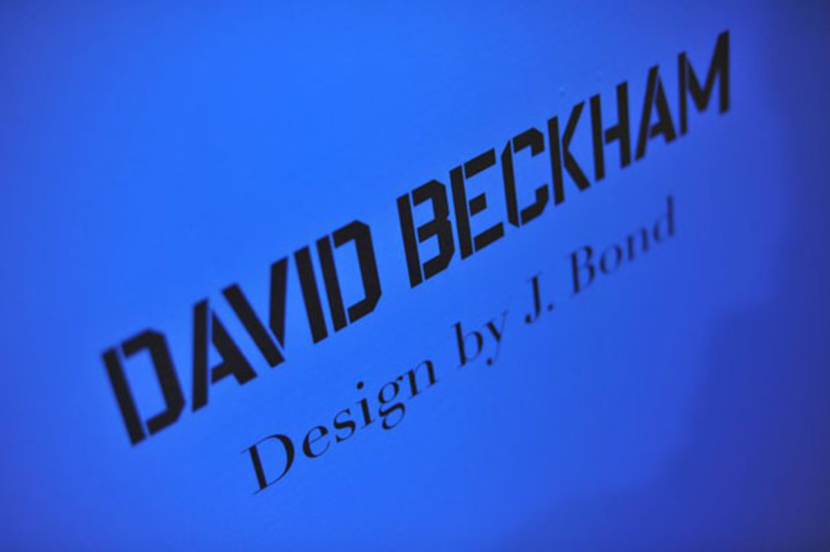 adidas Originals by Originals David Beckham by James Bond   Fall/Winter 2010 Collection Launch @ Selfridges | Event Recap