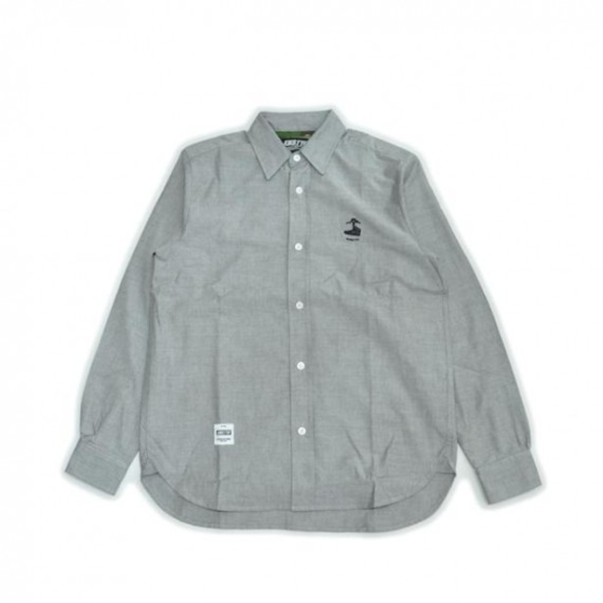 Basic Ox Shirt Black