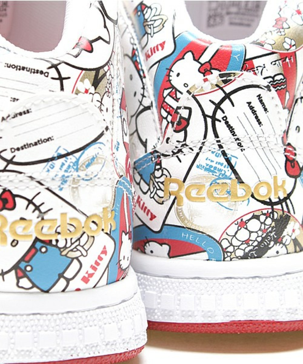 Hello Kitty x Reebok PT-20 INT 15