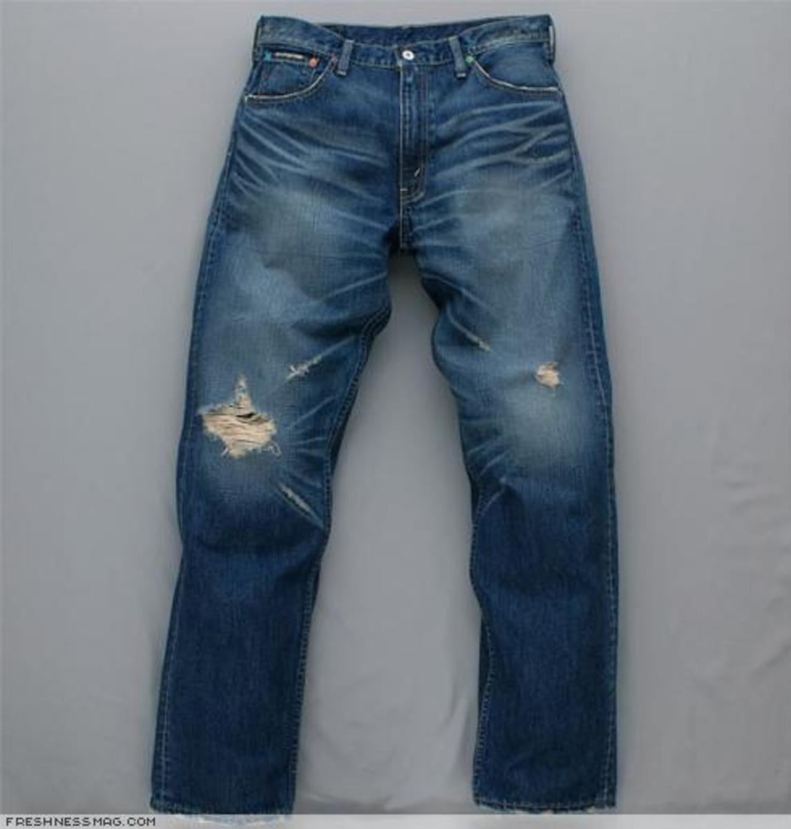 SWAGGER x Levi's 503 - 1