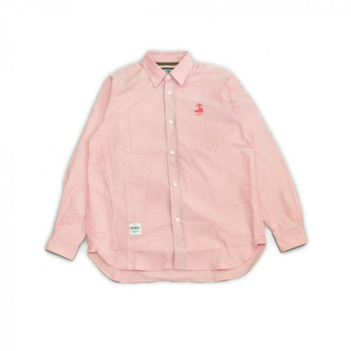 Basic Ox Shirt Pink