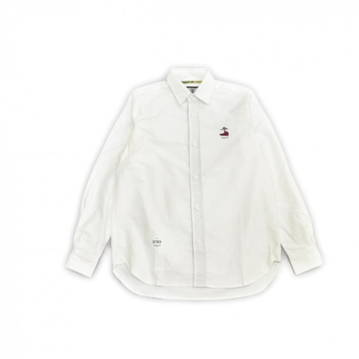 Basic Ox Shirt White