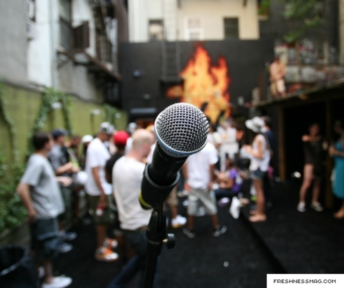 ALIFE Courtyard Concert Session - Three 6 Mafia & Aux Raus