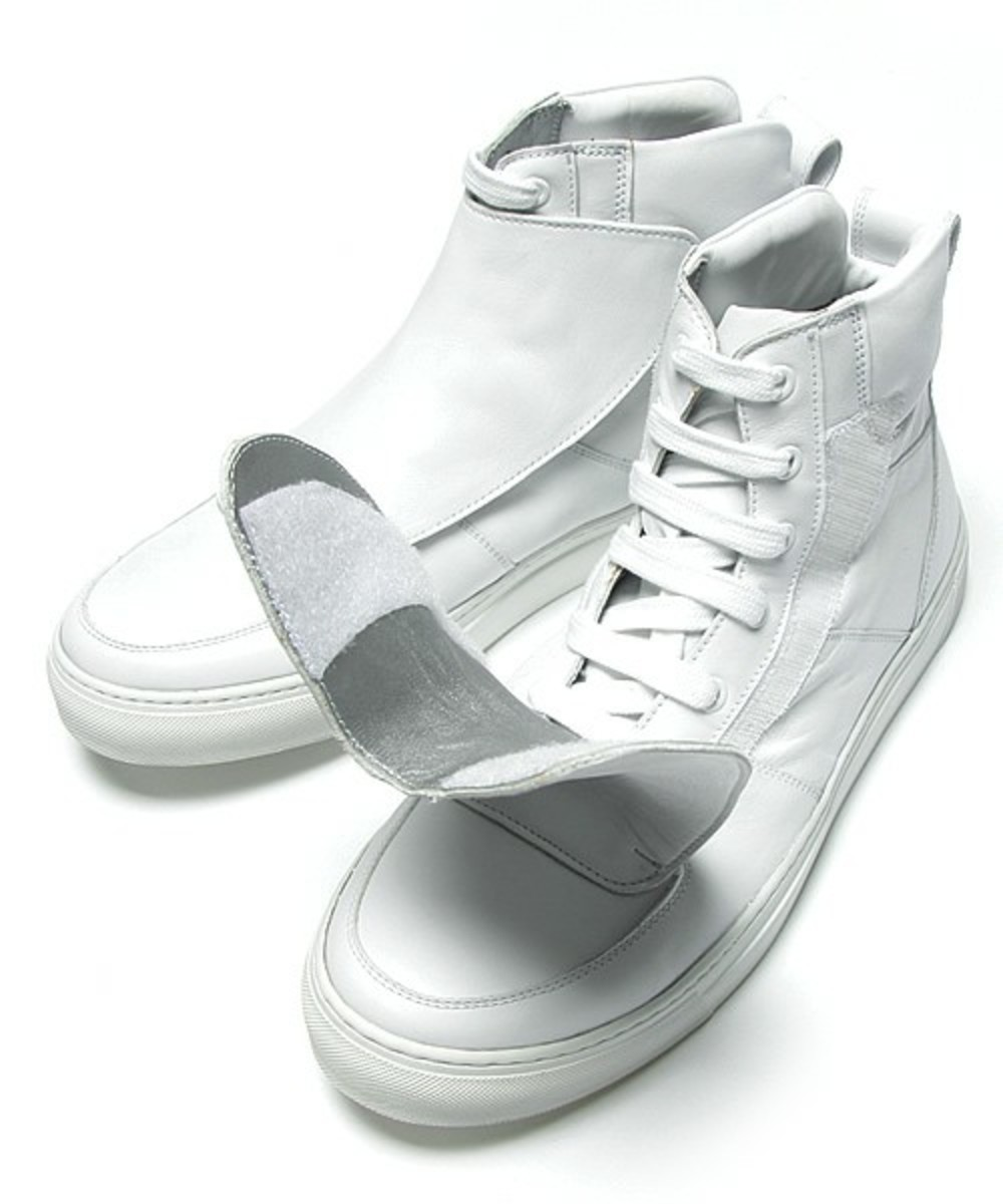 Marc Jacobs High Top Sneakers 13