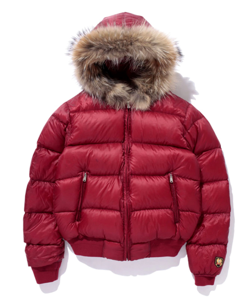 Mountain Down Jacket Red