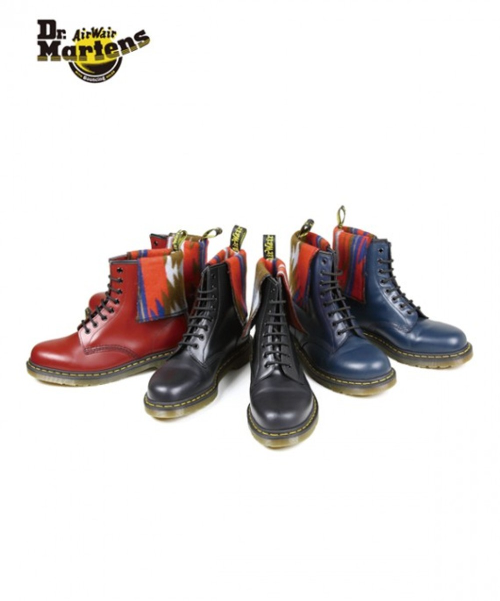 rehacer x Dr.Martens
