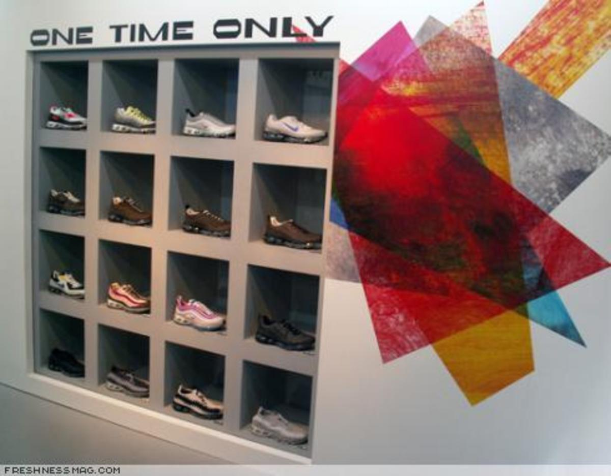 Nike One Time Only @ ATMOS Tokyo - 5