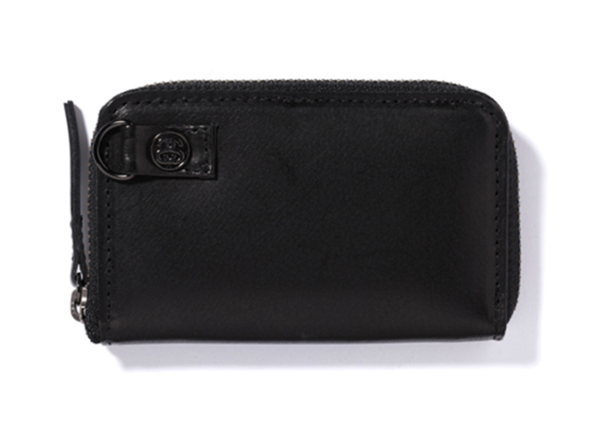 Leather Reef Coin Case