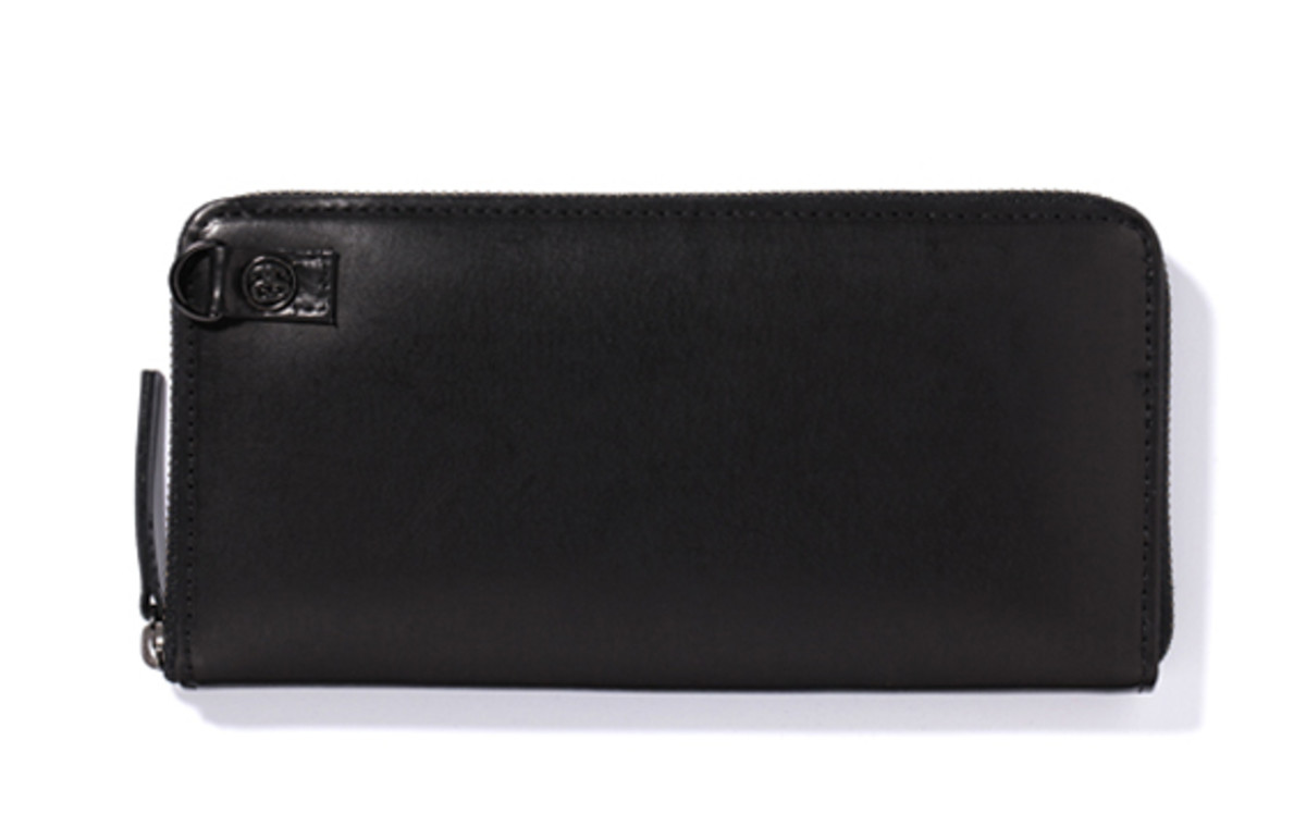 Leather Reef Long Wallet