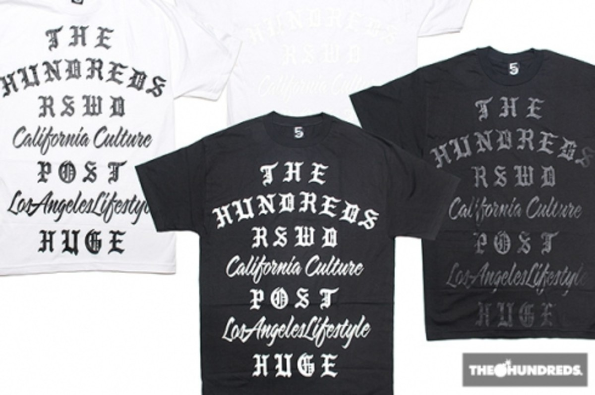 The Hundreds - 5th Anniversary Remix Collection - 8