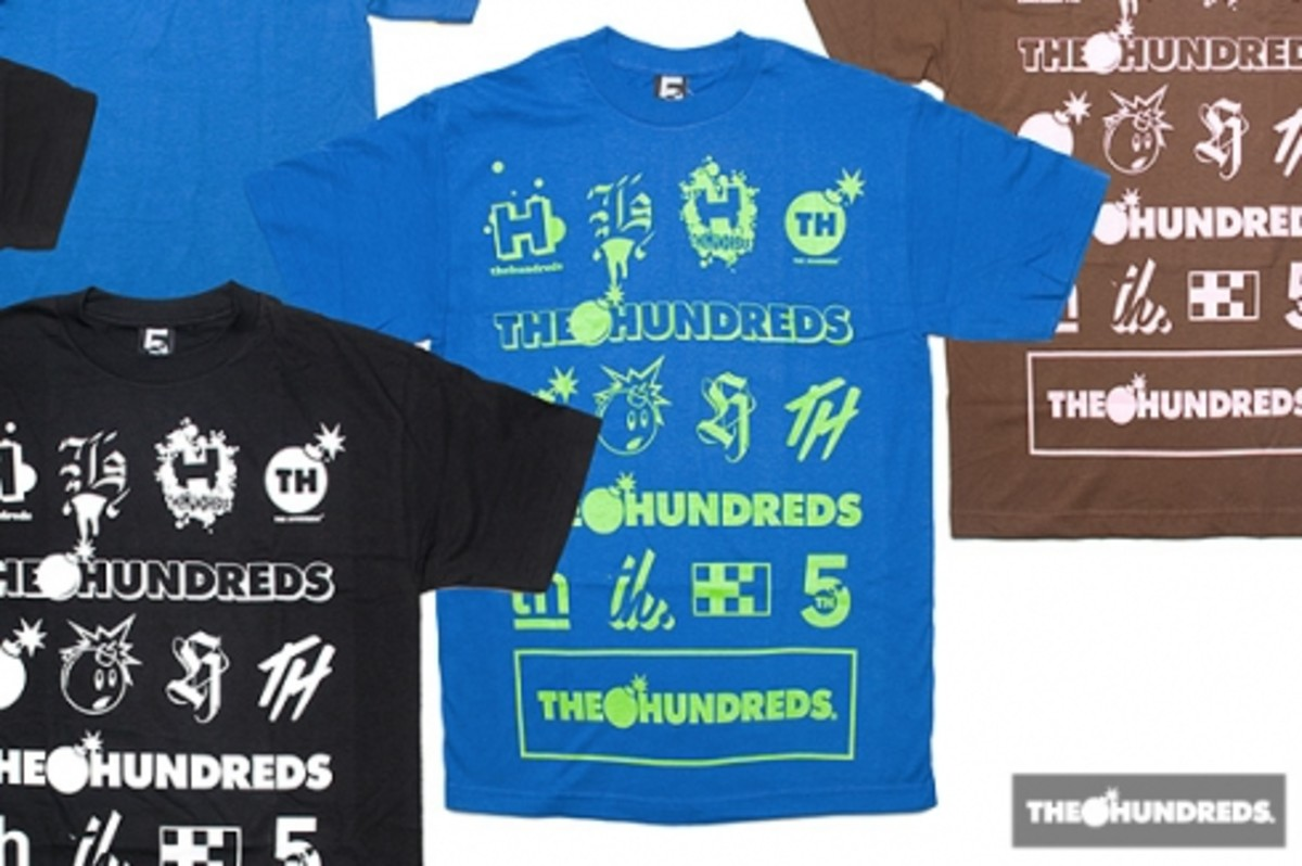 The Hundreds - 5th Anniversary Remix Collection - 3