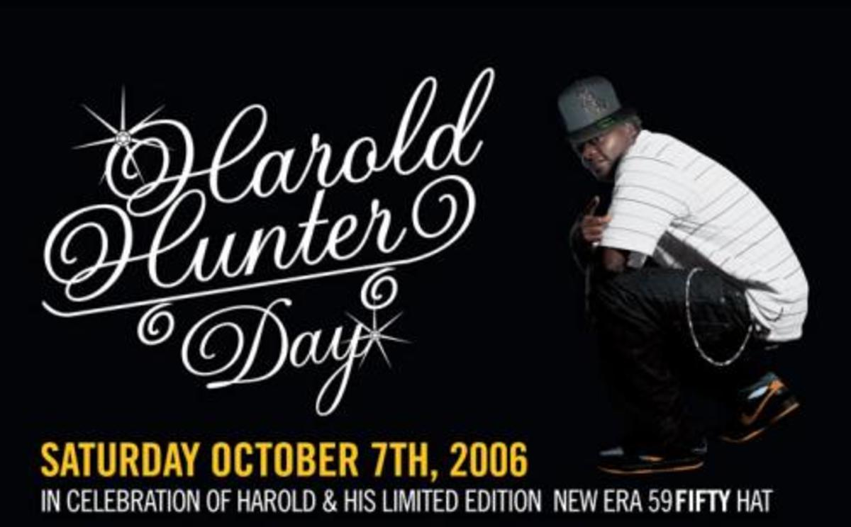 Harold Hunter Day - Skate Jam + Video - 0
