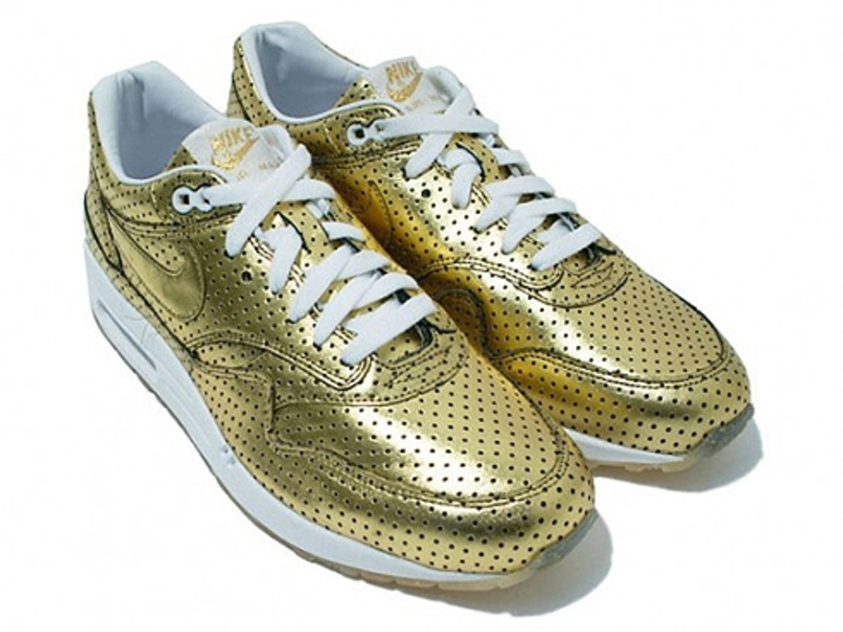 Nike - Air Max 1 - Perforated Medals Olympic Pack