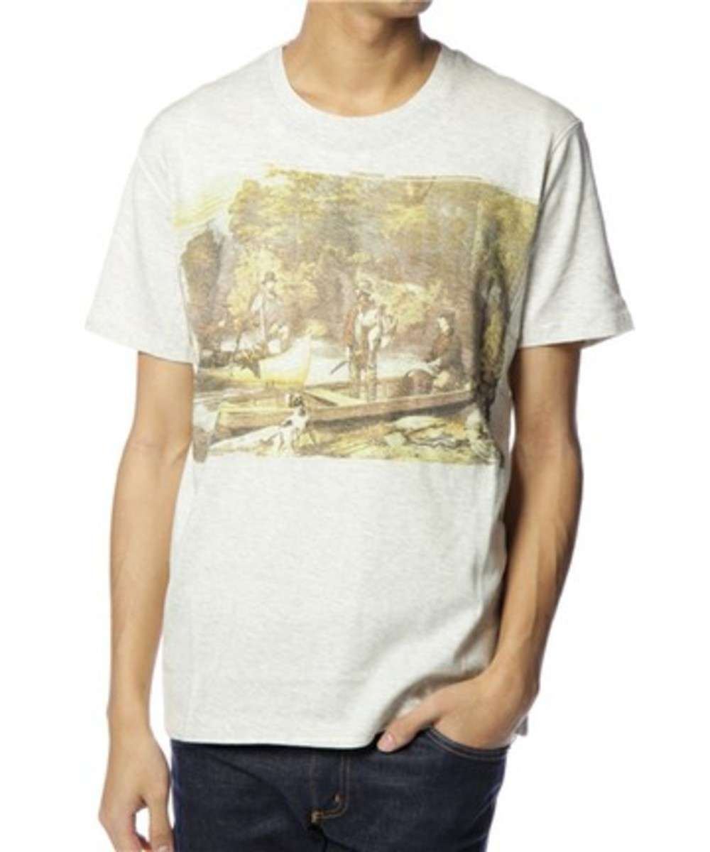 1830 Outdoor Graphic T-Shirt