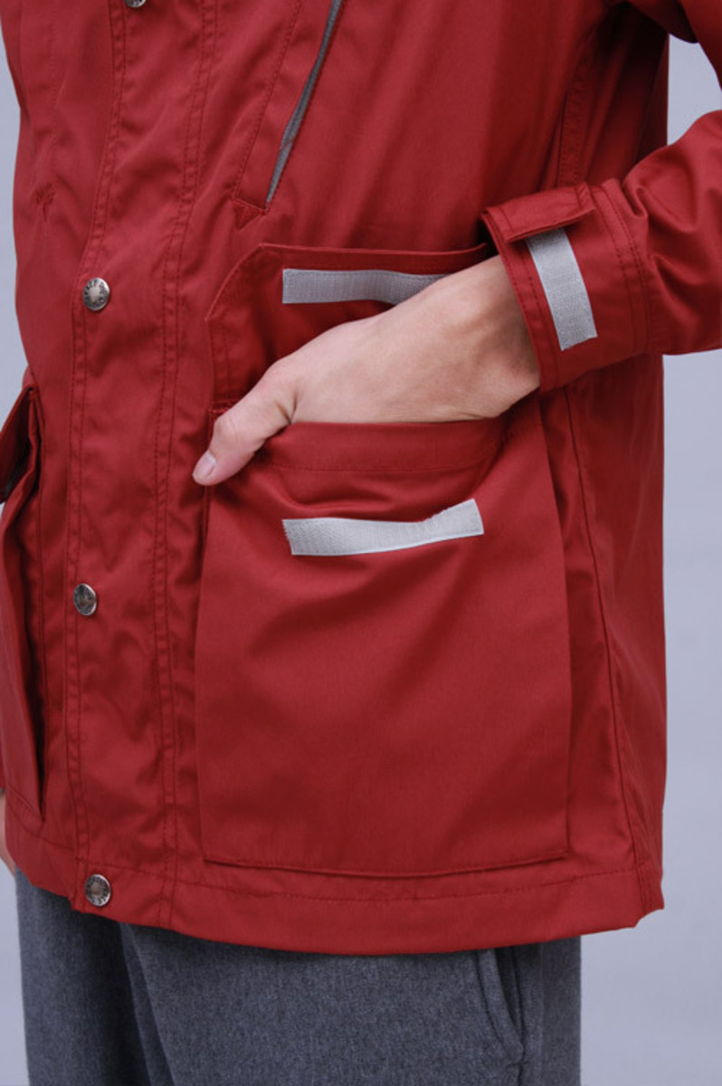 Mountain Parka Red 8