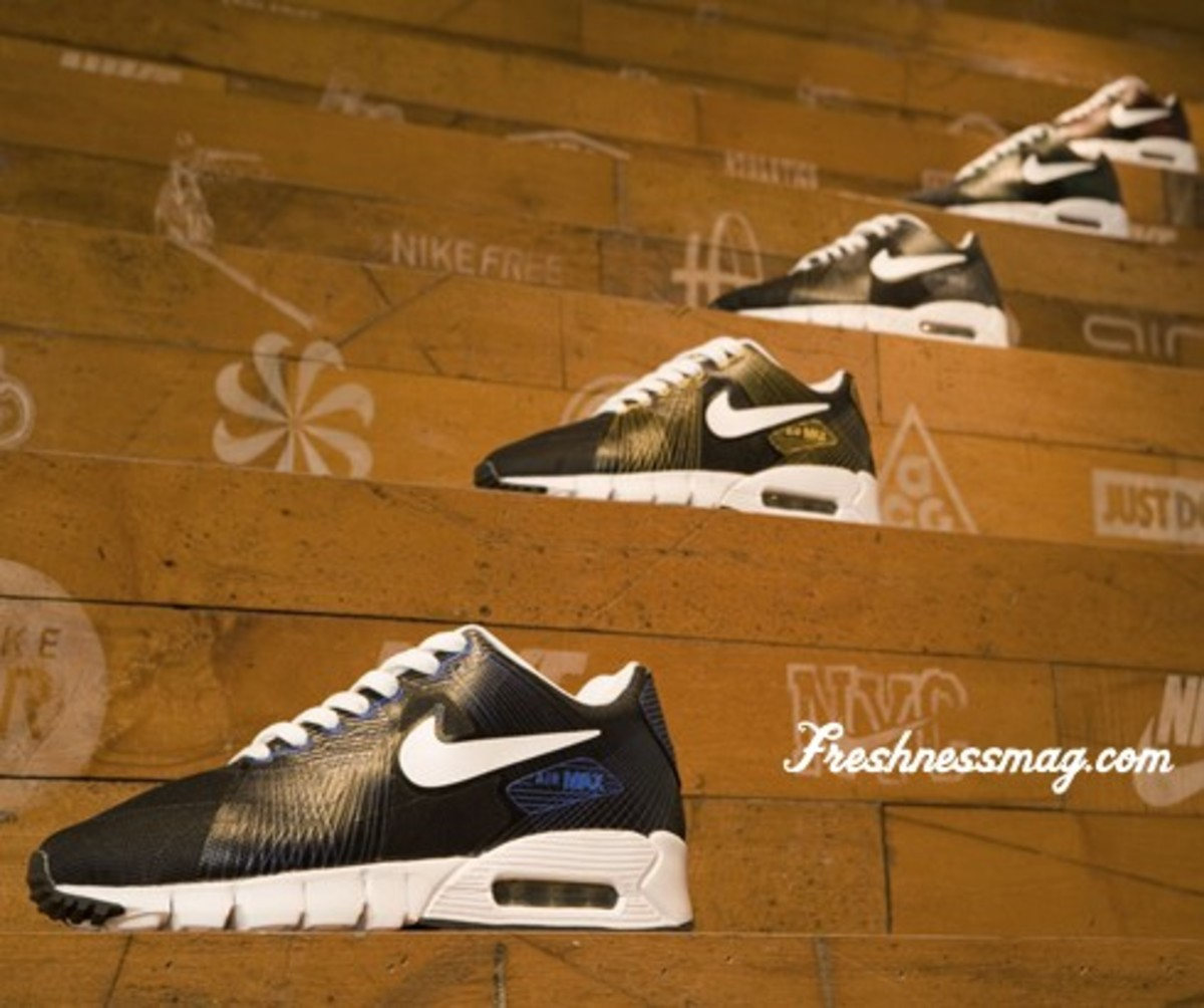 Nike Sportswear - 21 Mercer Street Flagship - Preview