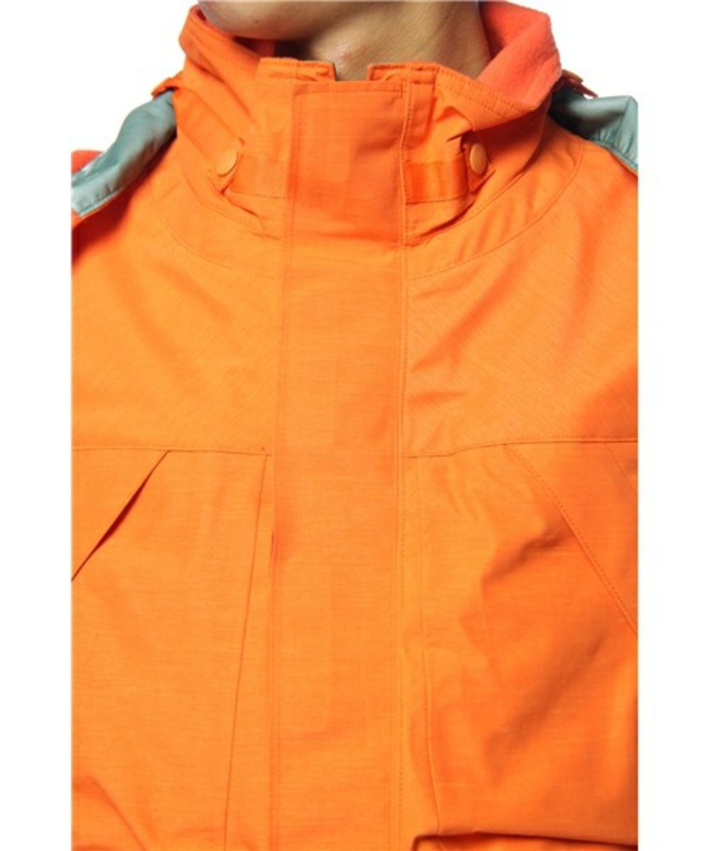 Mountain Parka Orange 4