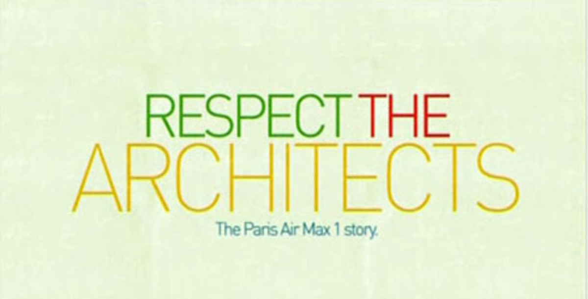 Tinker Hatfield - Respect the Architects - 0